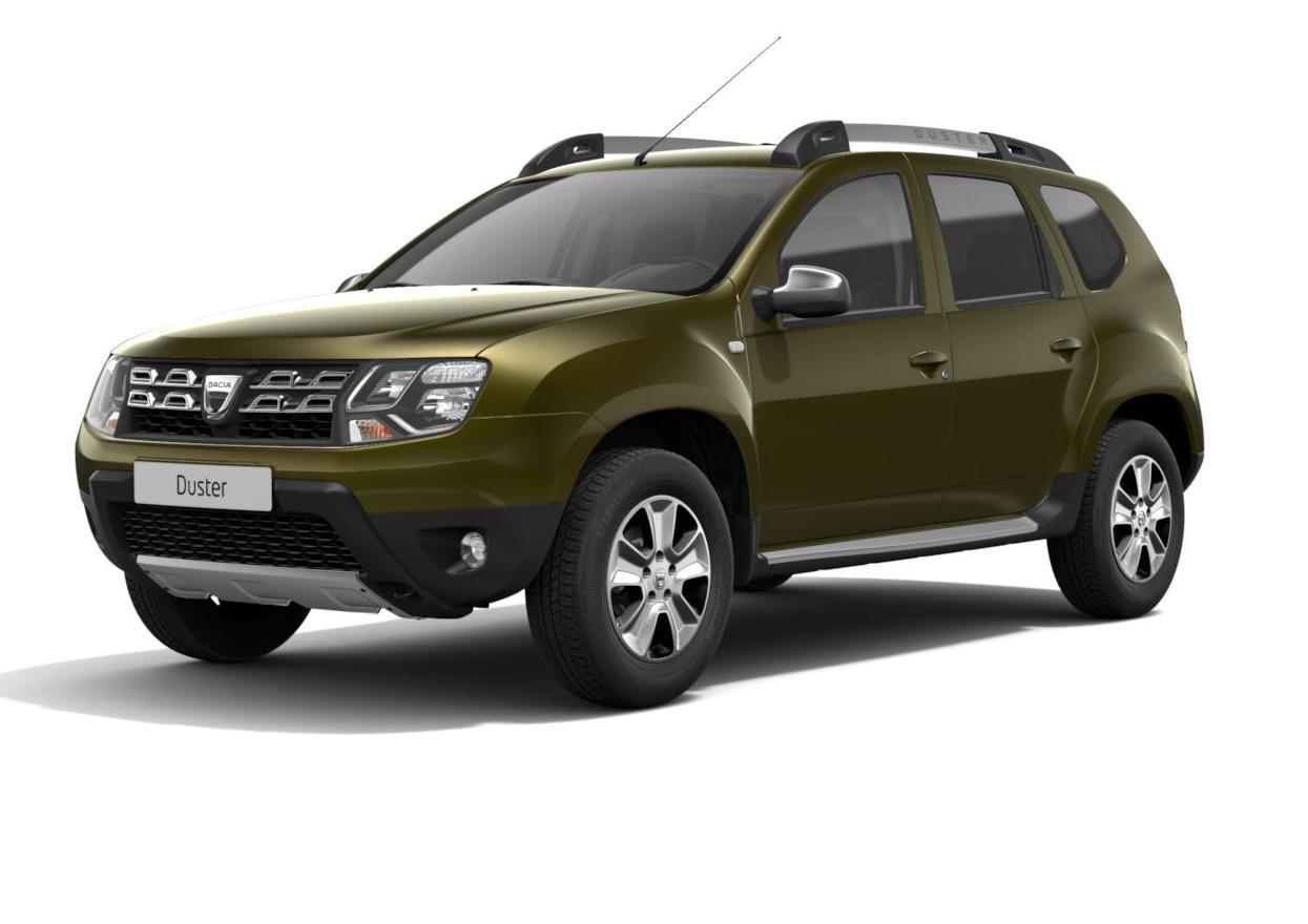 Dacia Duster 1.2 Tce 4x4 79h (ilustrativní obrázek)